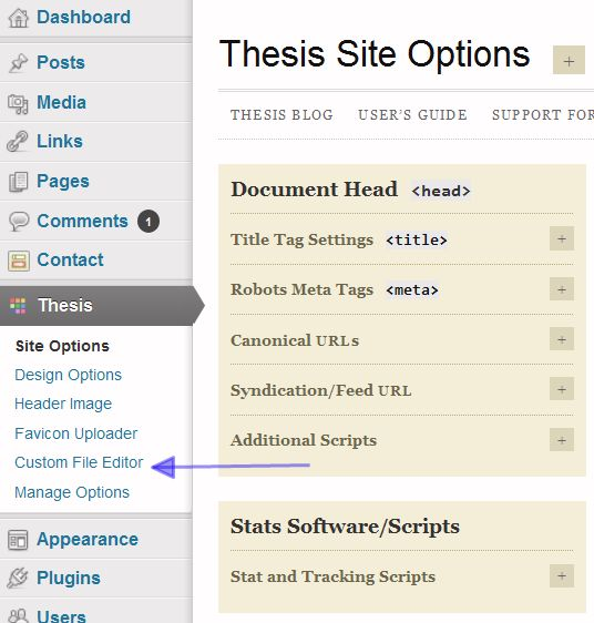 style comments thesis theme Create a thesis style theme options page 0 comments add one leave a comment create a thesis responsive child theme.