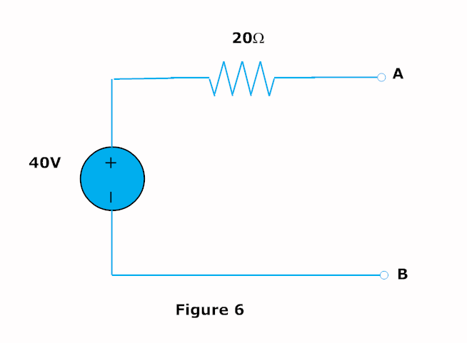conversion of current source to voltage source
