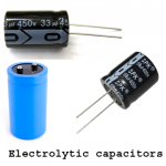 What is capacitor?