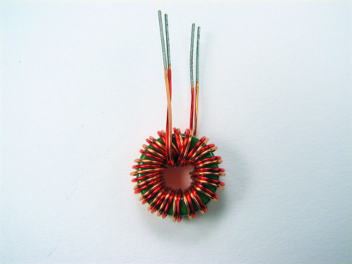 inductor construction