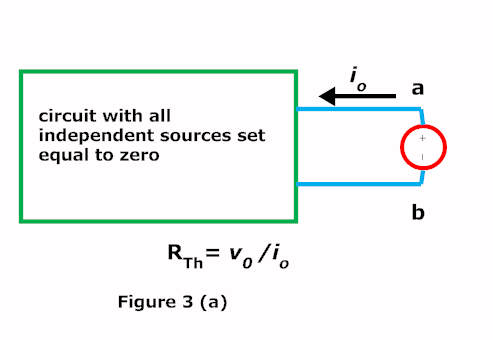 thevenins theorem with voltage source