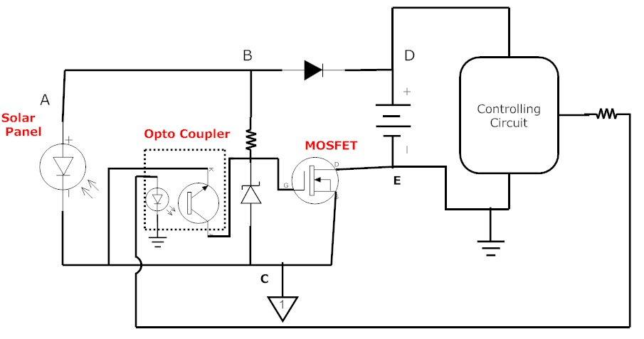 pv system common grounding problem solution using relay opto common grounding problem solution using opto coupler