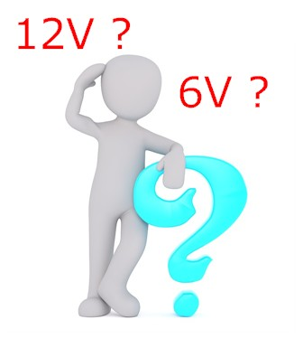 12V or 6V which is the best RV deep cycle battery