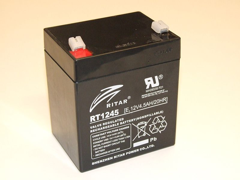 RV Deep Cycle Battery VRLA