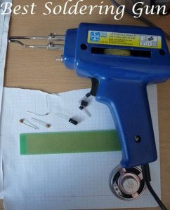 best soldering gun for electronics