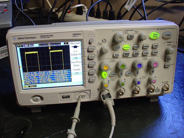 best oscilloscope for hobbist