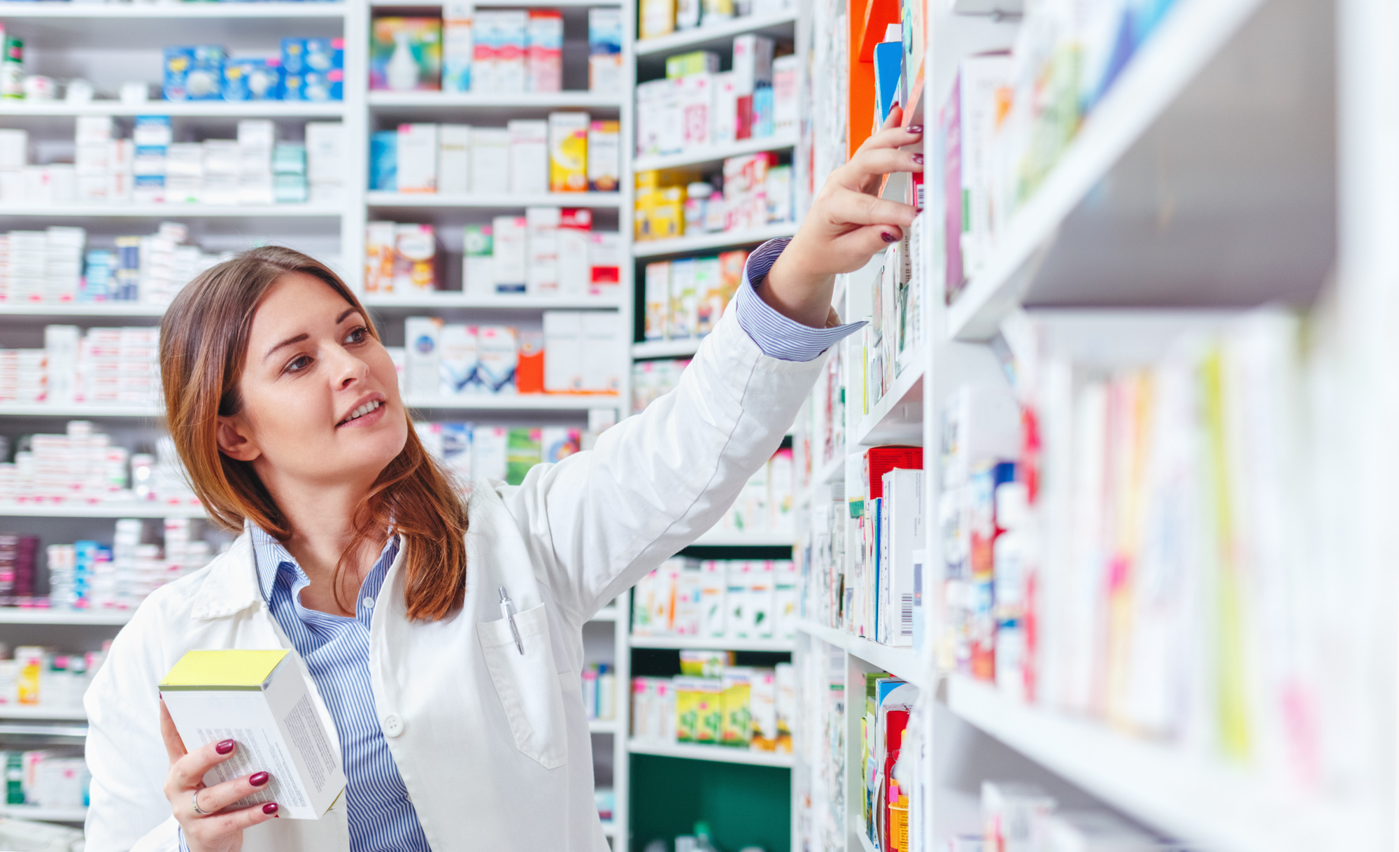 7 Innovations in Pharmacy Tech That Will Have the World Living a Little Healthier
