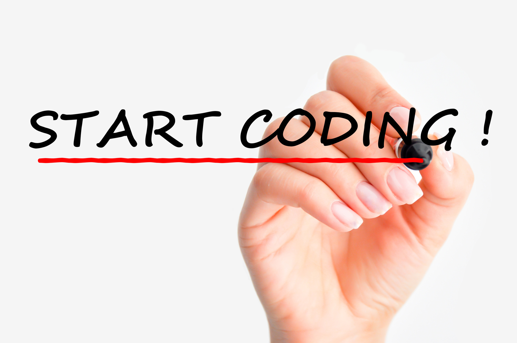 How to Start Coding: The Beginner's Guide
