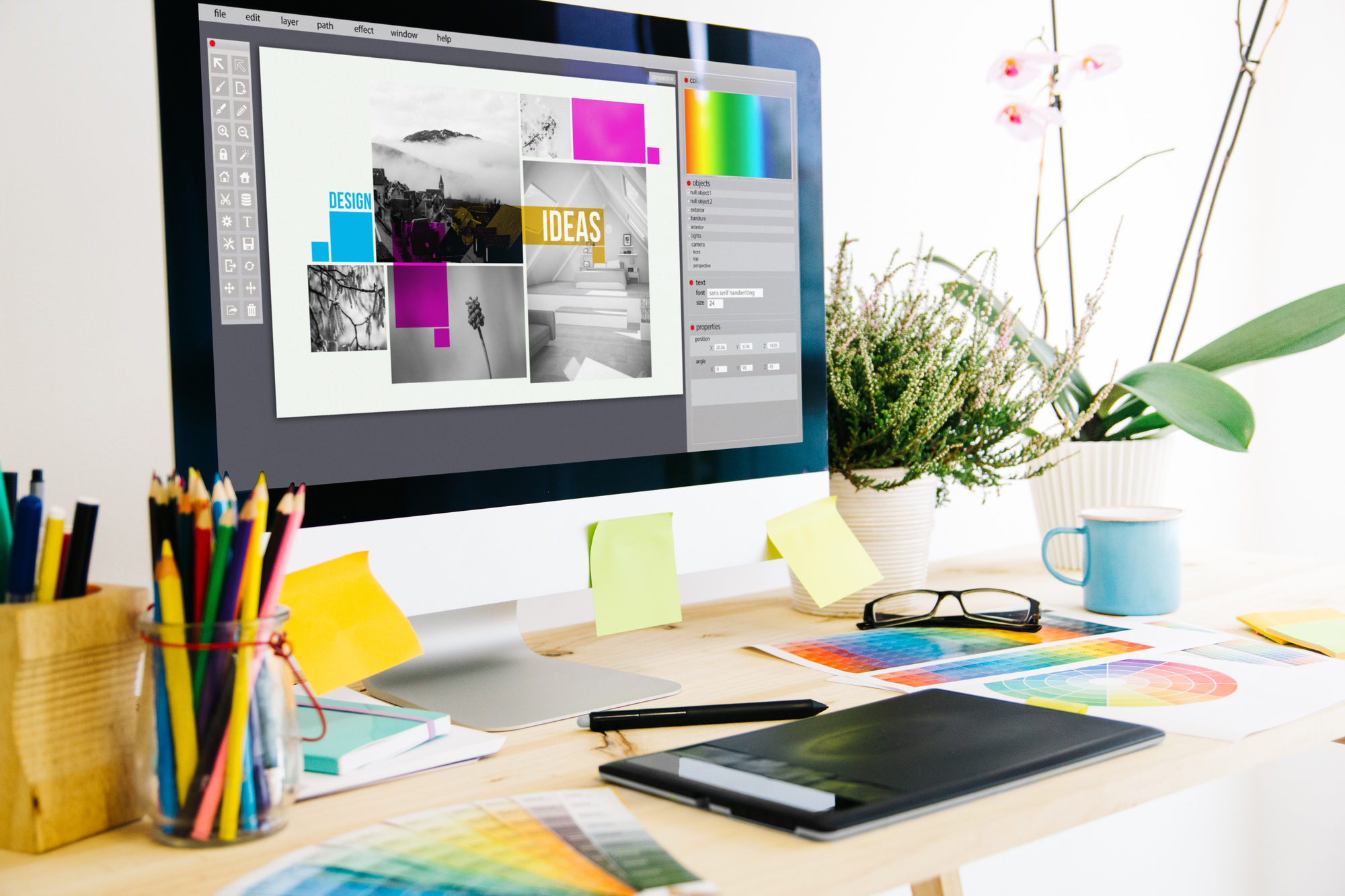 The Power of Graphic Design: How Graphic Design Helps Your Business
