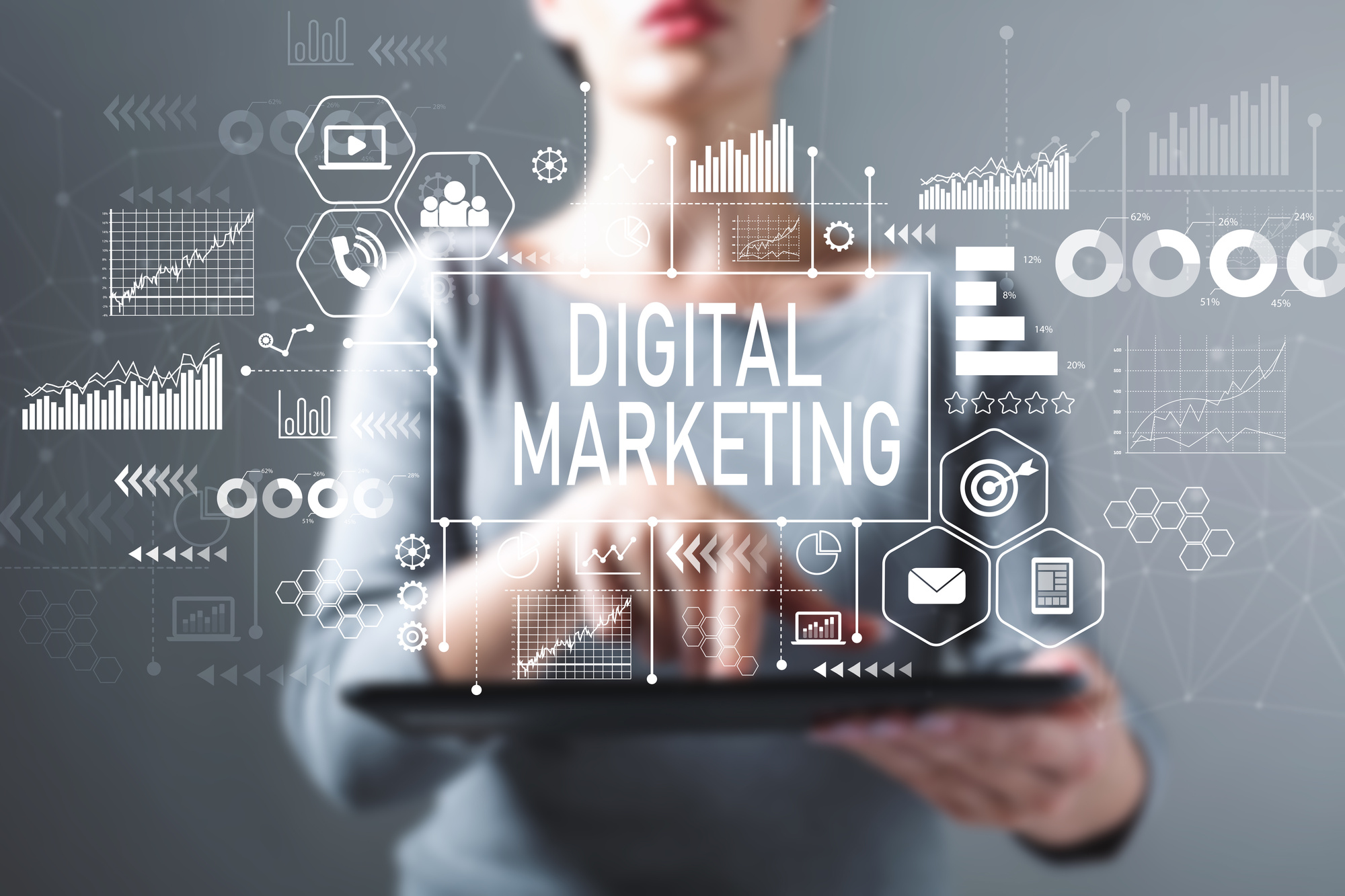 Click Into the Future: A Comprehensive Guide to Understanding Digital Marketing