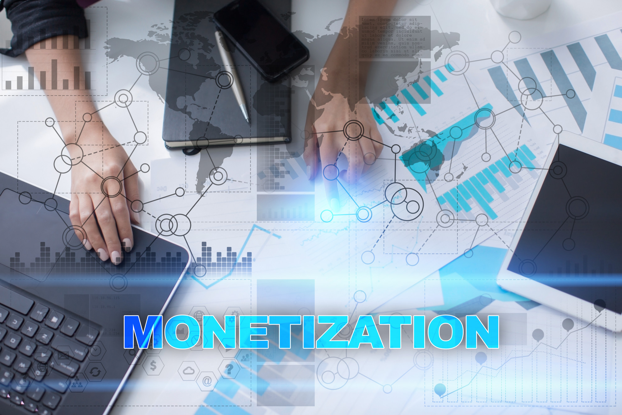How to Increase Data Monetization at Your Company